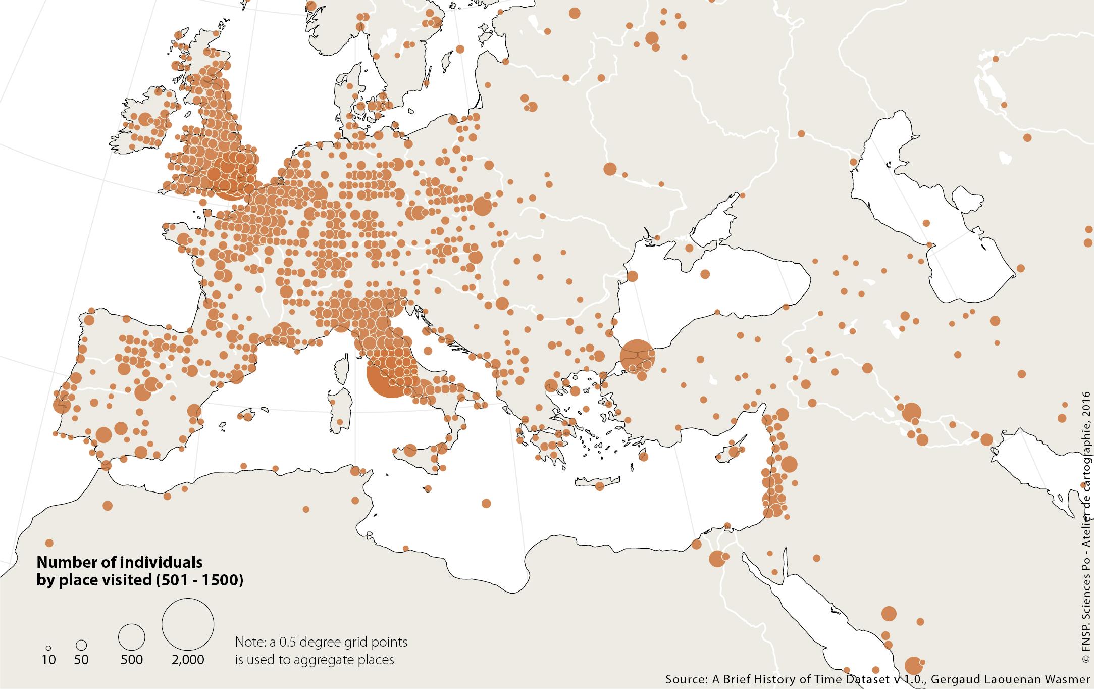 Europe (501-1500)